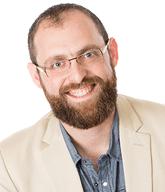 Headshot of Adam Sherman, CTO - net2phone Canada - Business VoIP Phone System