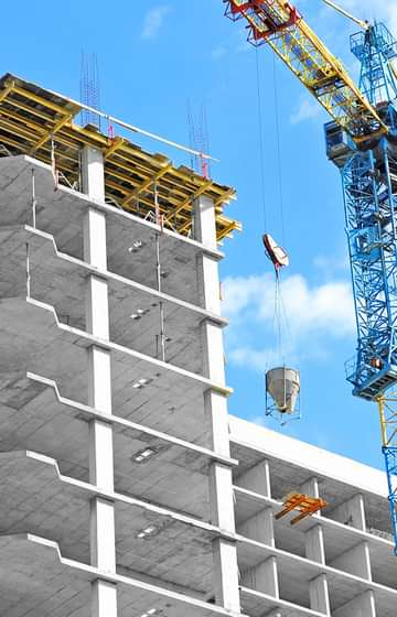 Construction industry - scaffold - net2phone Canada - Business VoIP Phone System