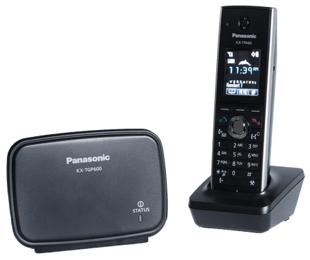 Cordless Phone Panasonic KX TGP600 - net2phone Canada - Business VoIP Phone System