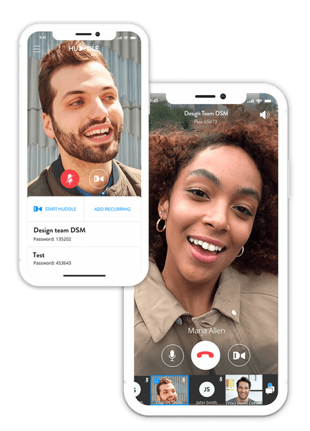 net2phone canada huddle video conferencing mobile application - net2phone Canada - Business VoIP Phone System