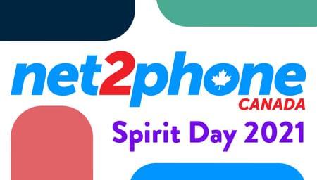 net2phone canada spirit day
