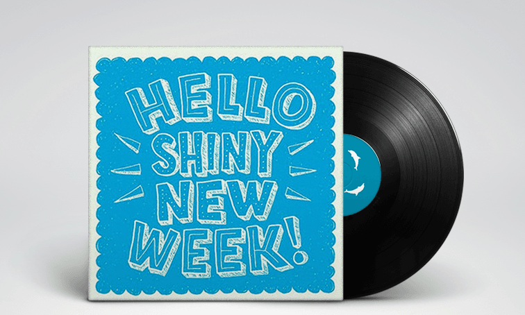 Hello shiny new week record vinyl playlist spotify - net2phone Canada - Business VoIP Phone System