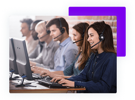 Single Headset Phone on Multiple employees - net2phone Canada - Business VoIP Phone System
