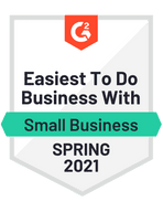 Easiest to do business with
