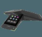photo of a polycom trio 8500 conference phone