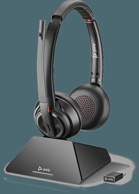 Savi 8220 UC Headset - net2phone Canada - Business VoIP Phone System