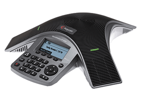 Soundstation IP 5000 Large Conference Poly Phone - net2phone Canada - Business VoIP Phone System