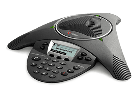 Soundstation IP 6000 Large Conference Poly Phone - net2phone Canada - Business VoIP Phone System