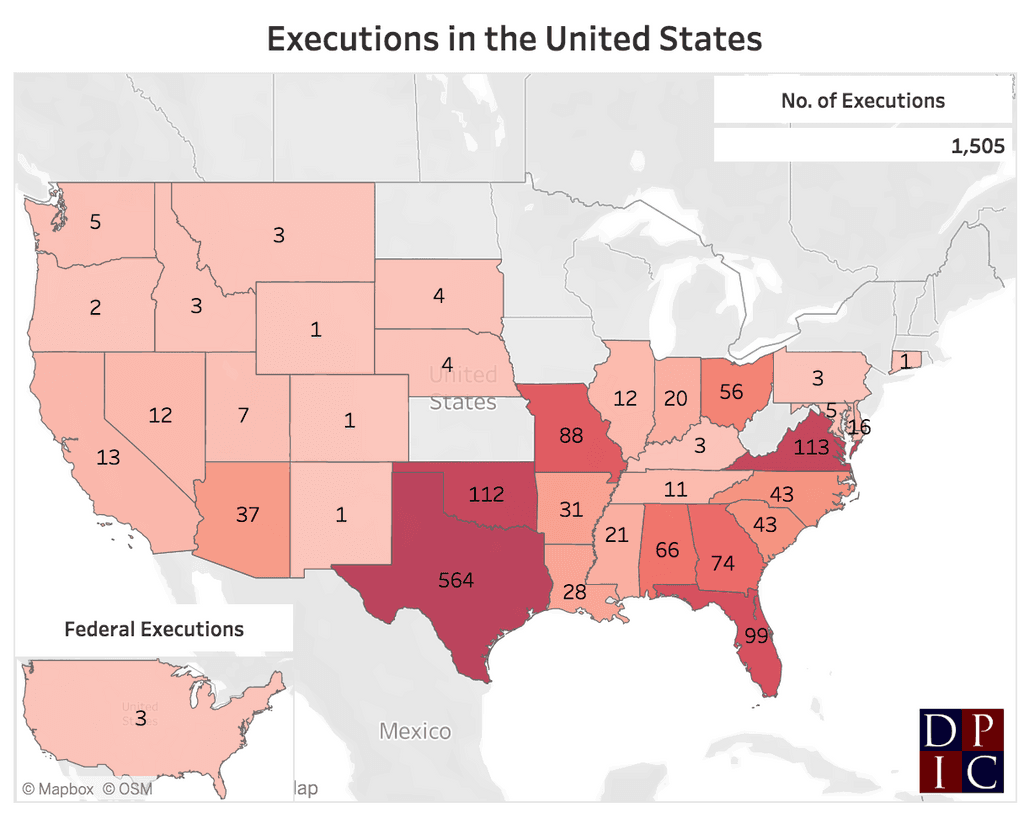 Death Penalty News and Developments for the Week of September 9 — September 15, 2019