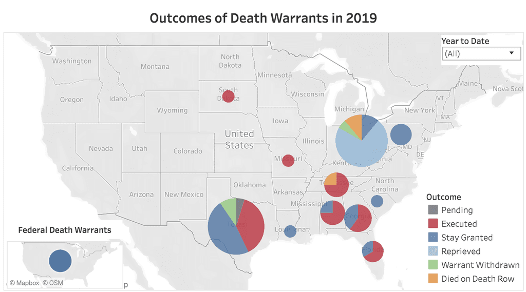 Death Penalty News and Developments for December 2—December 8, 2019
