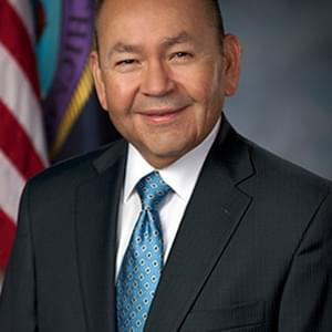 Chickasaw Nation Governor Bill Anoatubby