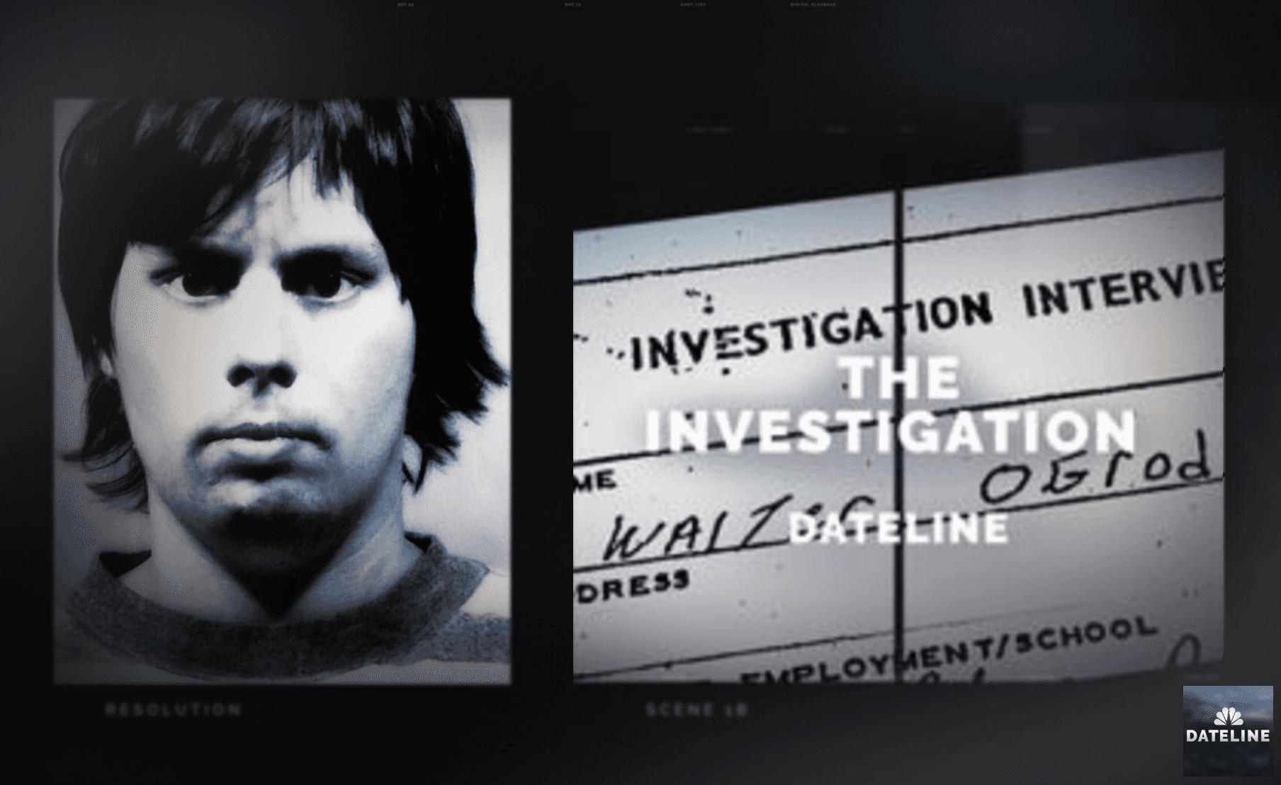 NBC's 'Dateline' Investigates the Wrongful Capital Conviction of Death-Row Exoneree Walter Ogrod