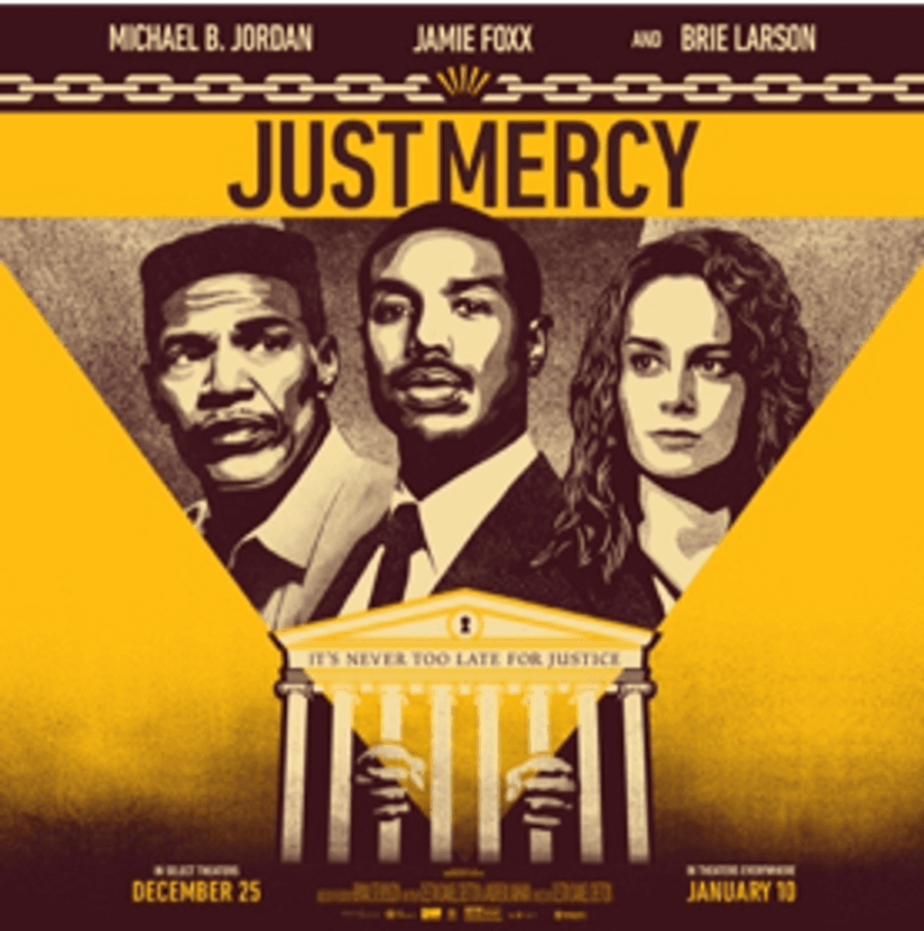 'Just Mercy' Movie Opens Nationwide With a Message and Big Box Office Receipts