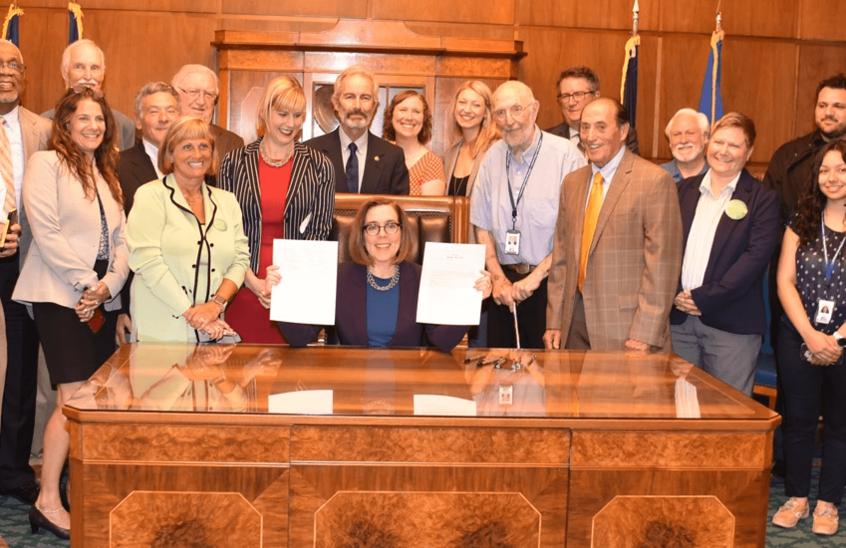 Oregon Governor Signs Bill Narrowing Use of the Death Penalty