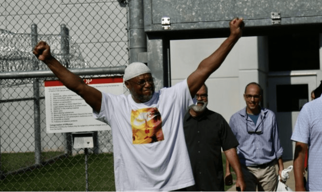 Sherwood Brown Exonerated in Mississippi, 186th Death-Row Exoneration Since 1973