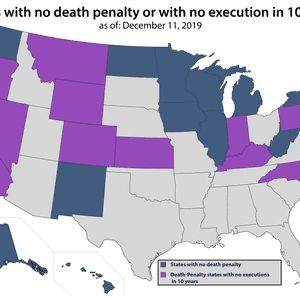 Indiana Marks 10 Years Without an Execution