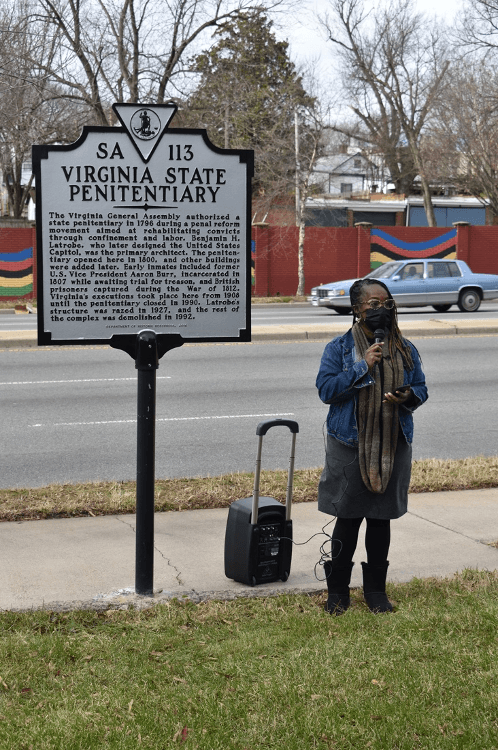 Death Penalty Opponents Hold Vigils at Virginia Lynching Sites in Push for Abolition