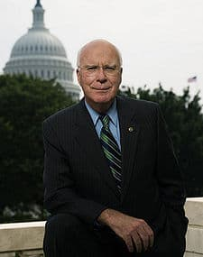 Sen. Leahy Introduces Bill to Reauthorize Justice for All Act