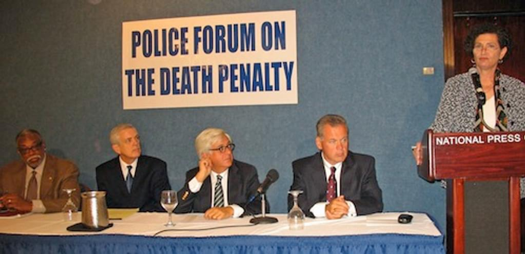 "NEW VOICES: ""Police Officials Argue Death Penalty Doesn't Make Us Safer"""