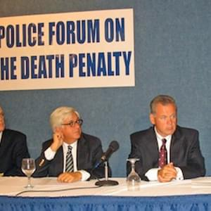 """NEW VOICES: """"Police Officials Argue Death Penalty Doesn't Make Us Safer"""""""