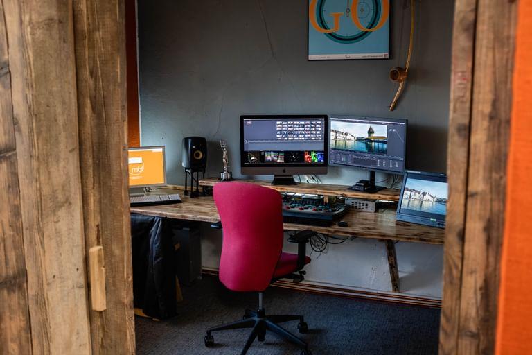 Post production studio london