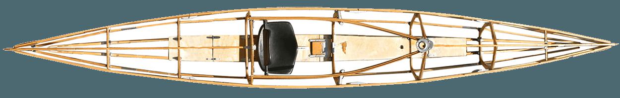 Folding Kayak Frame