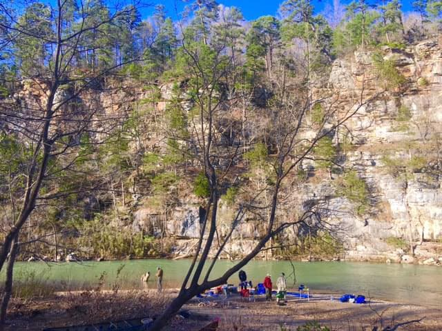 Observations From Canoeing The Buffalo River Paddling Com