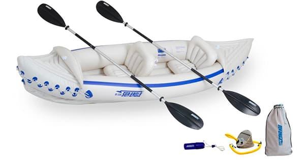 Sea Eagle 330 Kayak
