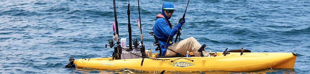 Fishing Kayaks - Hobie Mirage
