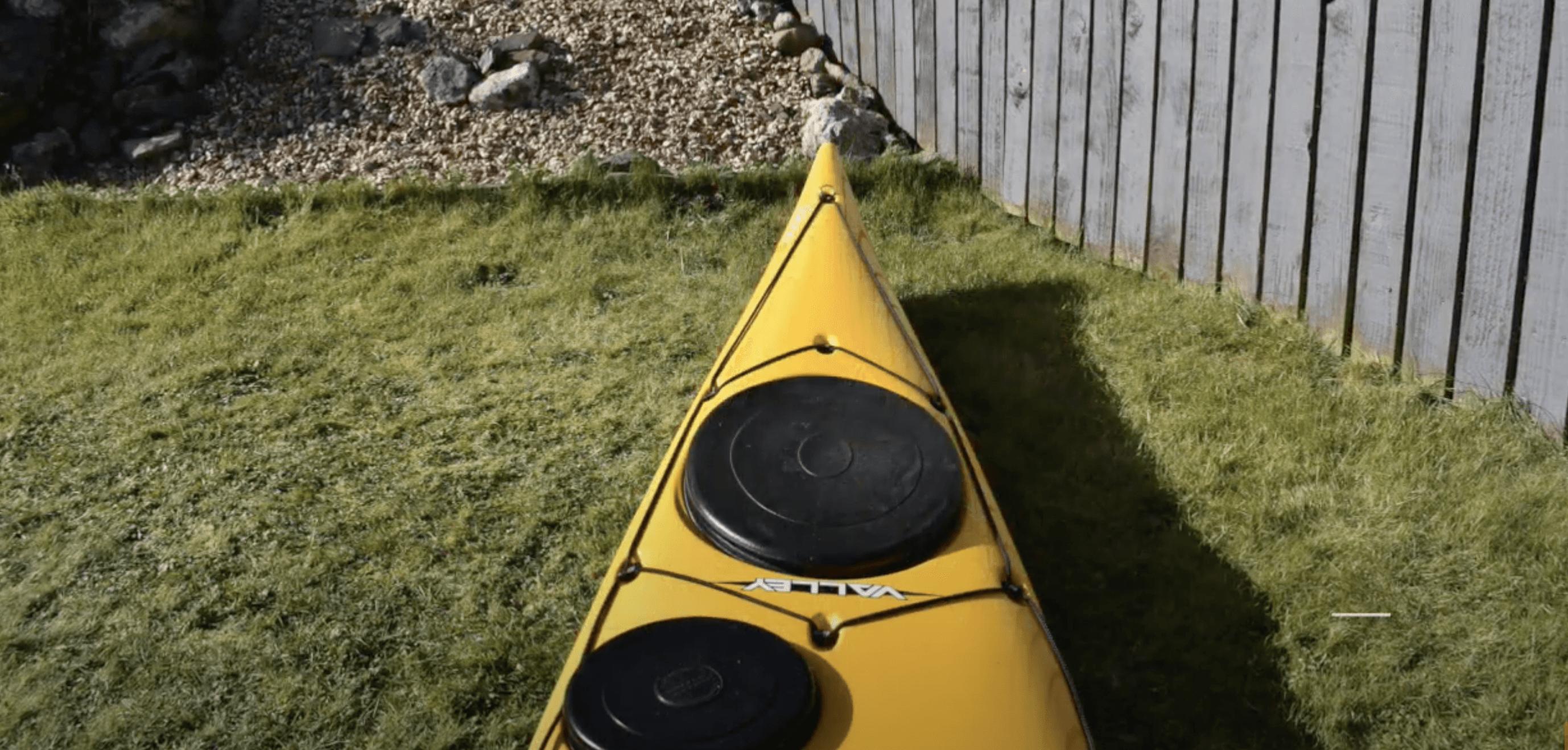 Kayak Safety Kit - Back Deck