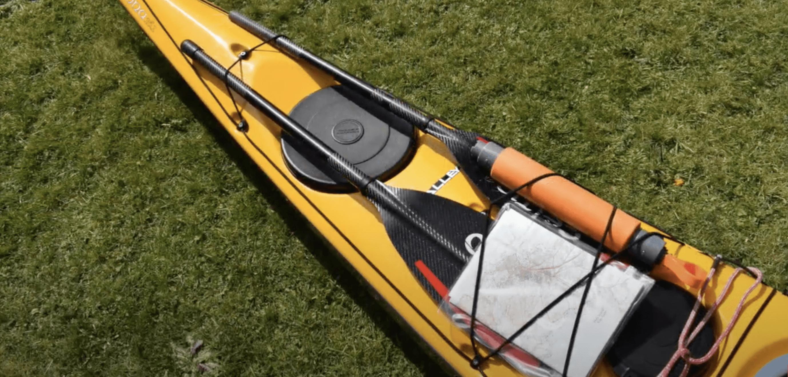 Kayak Safety Kit - Deck