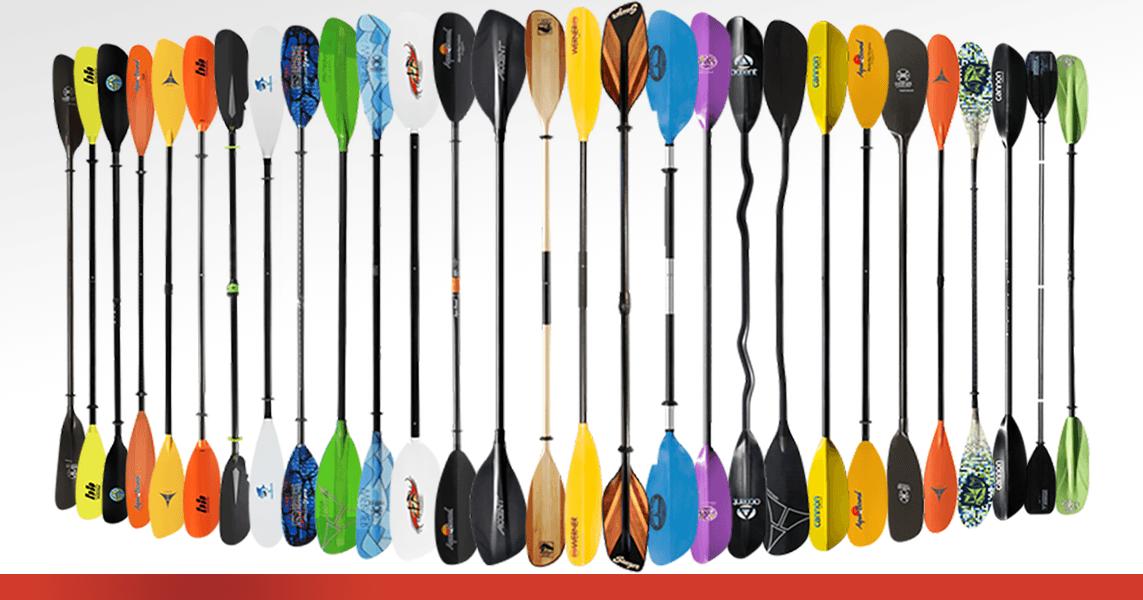 Choosing the Best Kayak Paddle