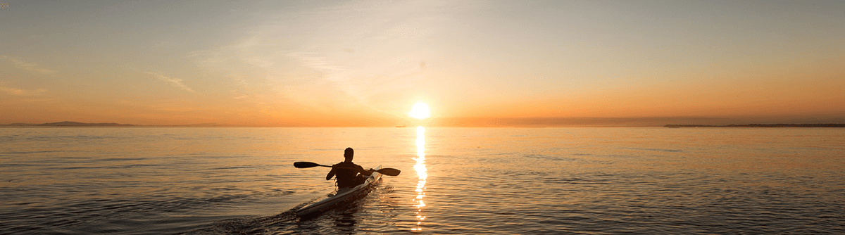 How to Paddle Solo Safely