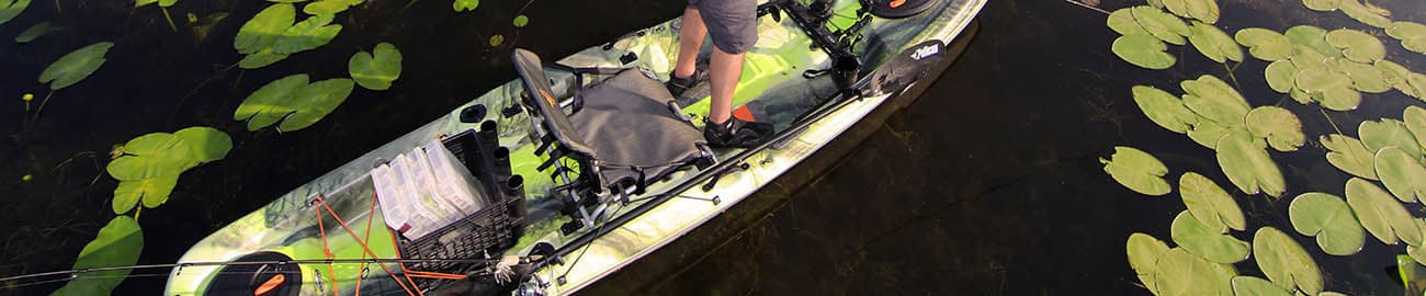 Fishing Kayaks - Pelican Catch 120NXT
