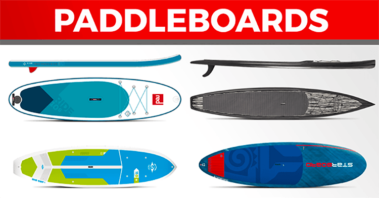 20 Hot Products for Summer - Paddleboards