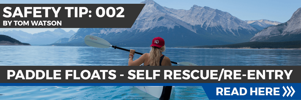 Paddle Floats - Self-Rescue/Re-Entry