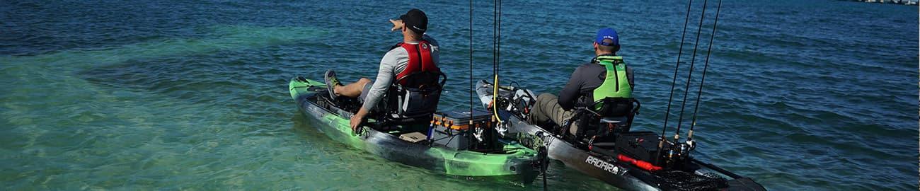 Fishing Kayaks - Wilderness Systems Radar 135