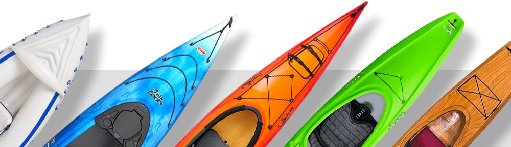 Types of Kayak Materials