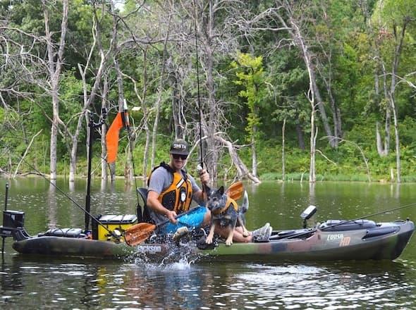 Jackson Fishing Kayak