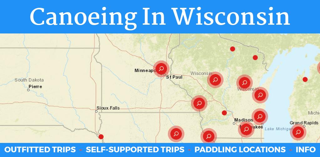 Canoeing in Wisconsin