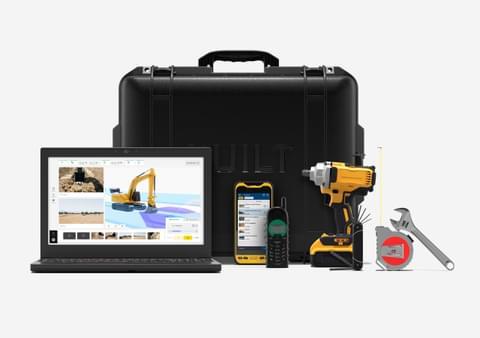 Built Robotics Field Kit Component Overview