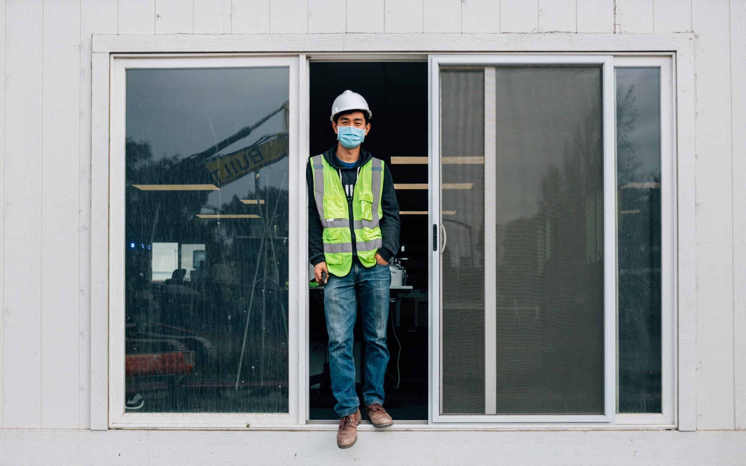 Andrew window