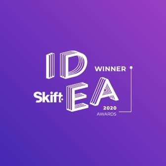 Skift Idea winner 2020