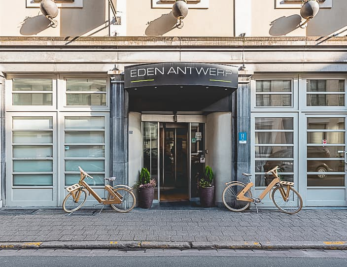 Hotel Eden Antwerp 1