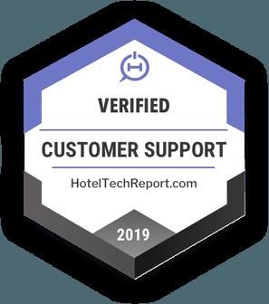 Support cert badge