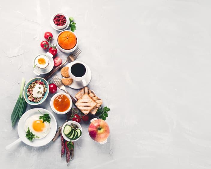 Christmas breakfast Adobe Stock 377467094