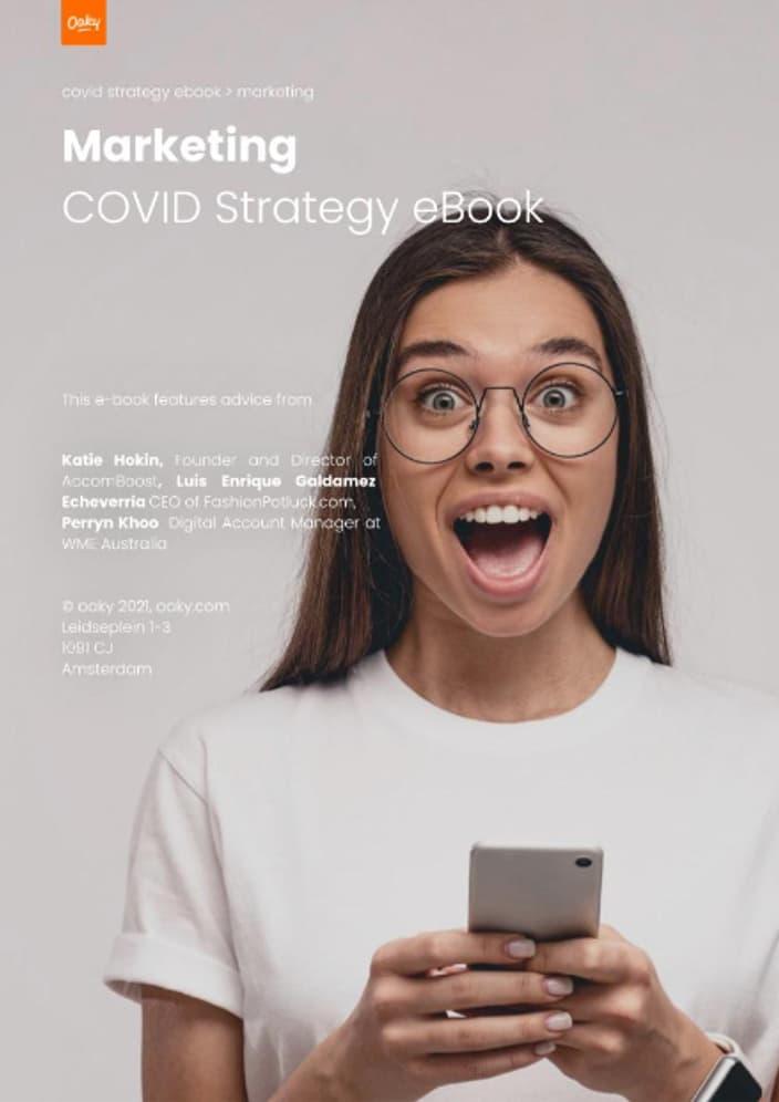Covid 19 Strategy e Book Marketing preview 1 2x