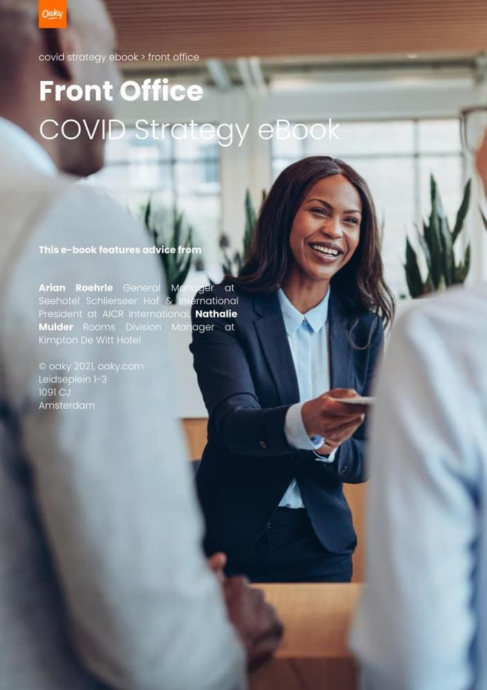 Download COVID Strategy e Book Front Office