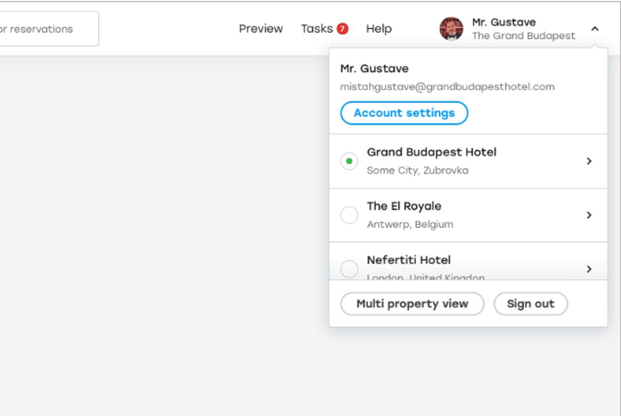 Multi property Feature