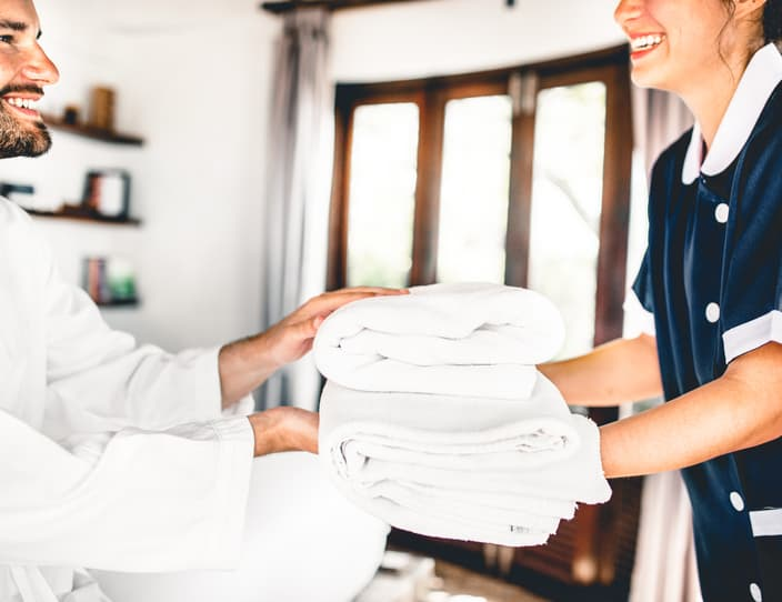 Stress free upselling How to streamline your hotel operations